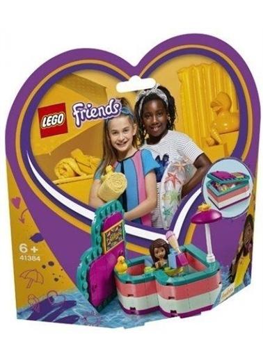 Lego Lego Friends Andrea'Nin Yaz Kalp Kutusu 41384 Renkli